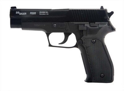 Soft Air USA Sig Sauer P226 Spring BB Air Pistol