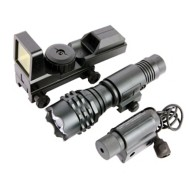 Soft Air USA Swiss Arms Airsoft Universal Optics Accessory Kit