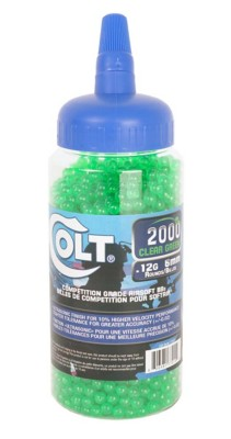 Soft Air USA Colt Licensed Competition Grade Airsoft BBs