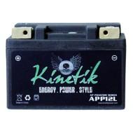 Kinetik Phantom 12 Amp Lithium Battery