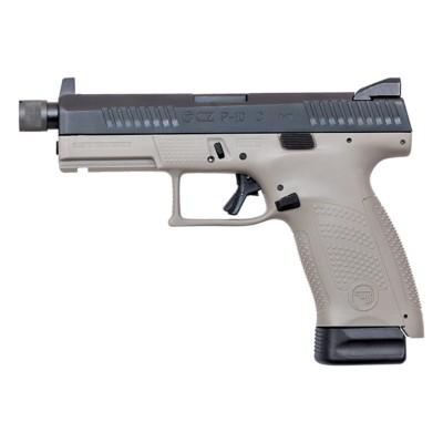 CZ P-10 C Urban Grey Suppressor Ready 9mm Luger Handgun