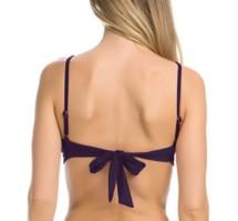 Women's Becca Captured Portrait Bikini Top