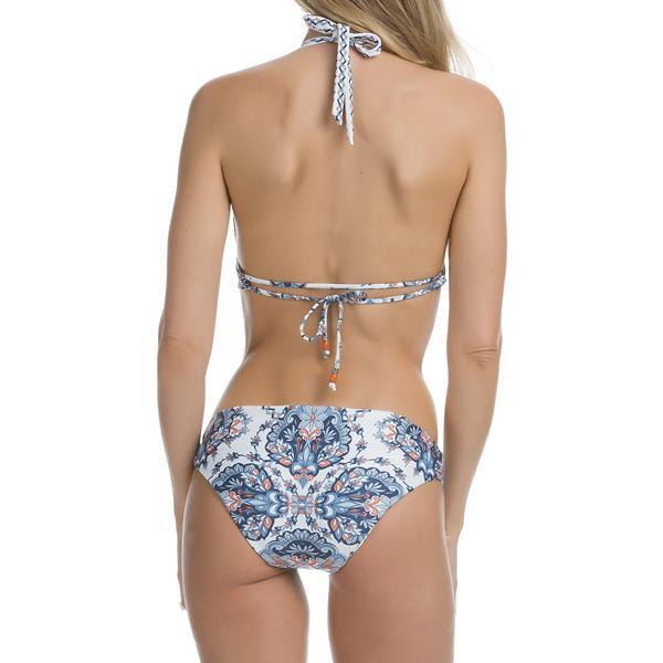 4fc36431ef Women's Becca Naples Reversible Halter Bikini Top | SCHEELS.com