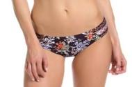 Women's Becca Floral Cottage American Bikini Bottom