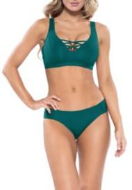 Women's Becca Crisscross Bra Bikini Top