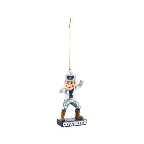 Evergreen Dallas Cowboys Mascot Statue Ornament