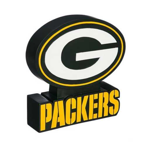 """Evergreen Green Bay Packers Mascot 12"""" Garden Statue"""