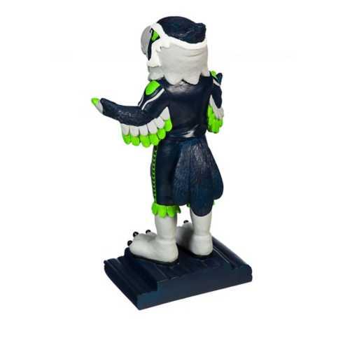 "Evergreen Seattle Seahawks Mascot 12"" Garden Statue"
