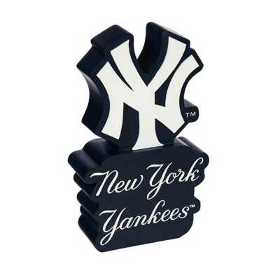 "Evergreen New York Yankees Mascot 12"" Garden Statue"