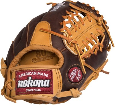 Youth Nokona Alpha Select Baseball Glove