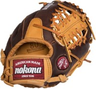 Youth Nokona Alpha Select Baseball Glove