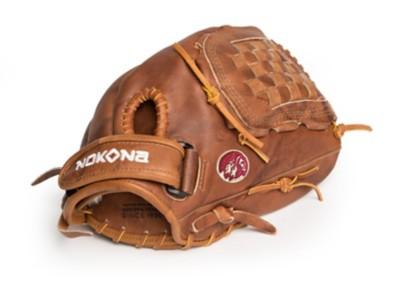 "Nokona 1275 Classic Walnut 12.5"" Infield/Outfield Fastpitch Softball Glove"