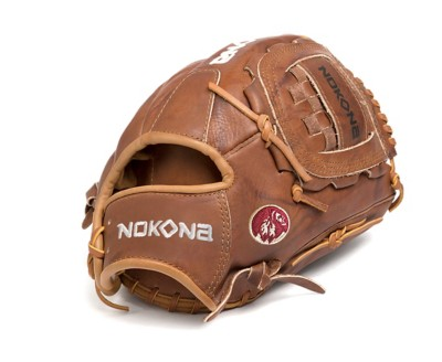 "Nokona 1200 Classic Walnut 12"" Baseball Glove"