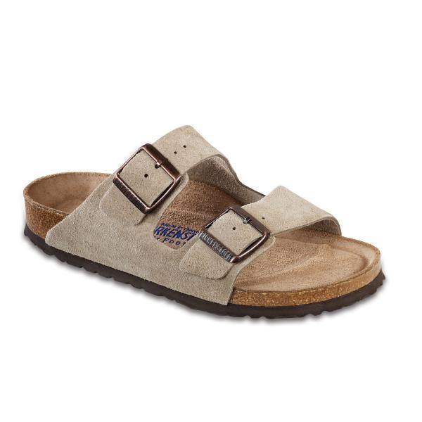 8ae0baa6778 Men s Birkenstock Arizona Soft Footbed Sandals