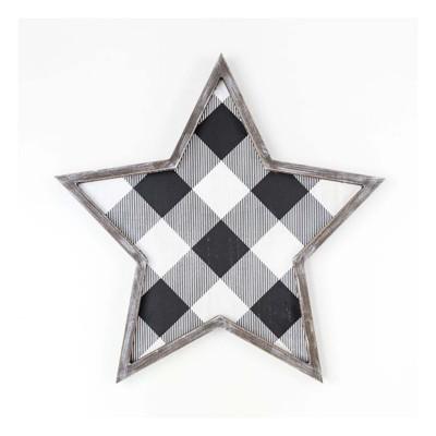 Adams & Co. Framed Star