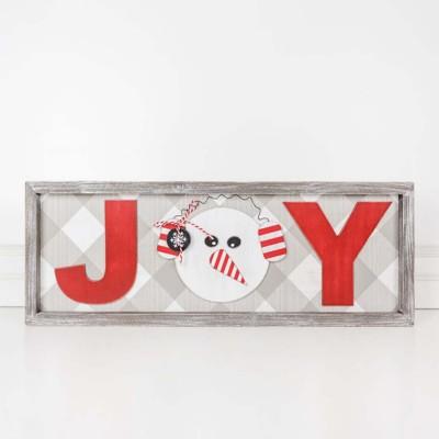 Adams & Co. Joy Sign