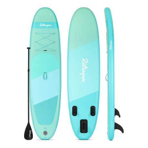 Retrospec Weekender 10' Inflatable SUP Board Kit