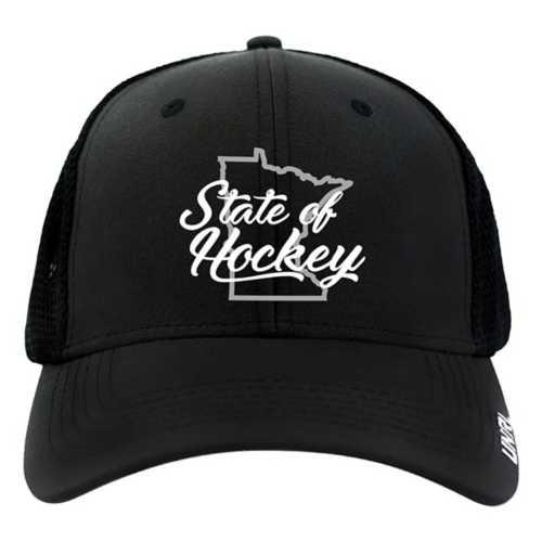 Men's State of Hockey Not a Trucker Hat
