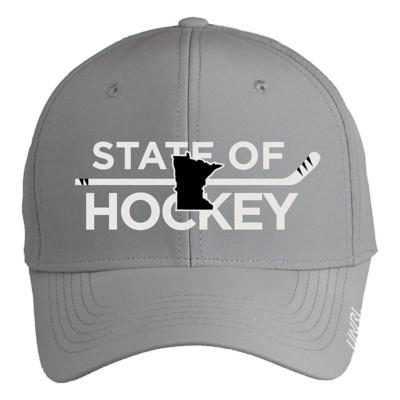 Men's State of Hockey Locker Room III Cap