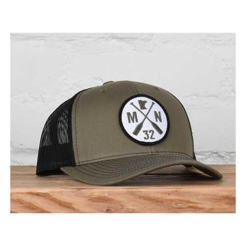 Sota Clothing Black Spruce Snapback Hat