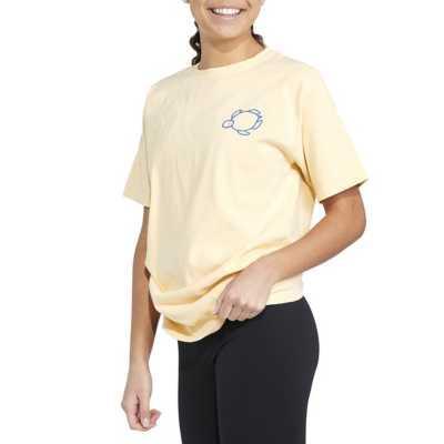 Women's Shelly Cove Happy Daisies Short Sleeve T-Shirt