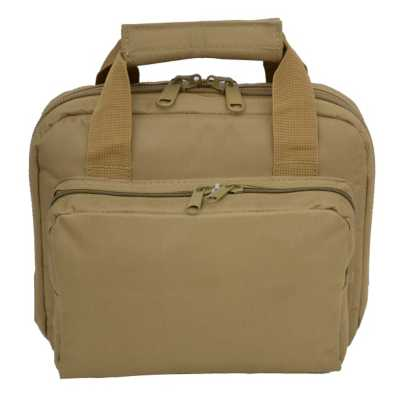 Explorer Double Handgun Range Bag