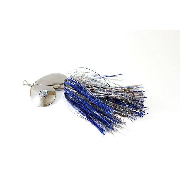Blue Silver Nickel