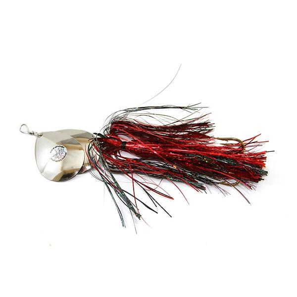 Black Red Nickel