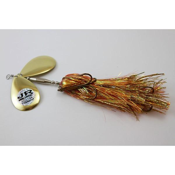 Gold Orange Brass