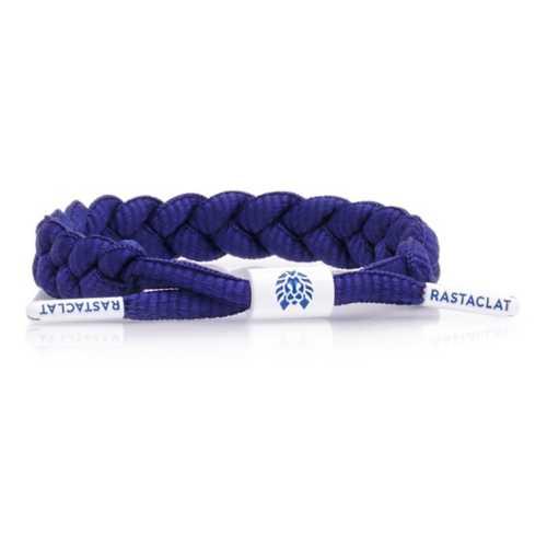 Rastaclat Indigo Braided Bracelet