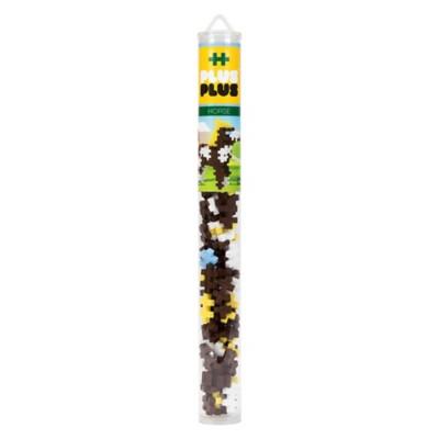 Plus Plus Mini Maker Tube - Horse Building Kit