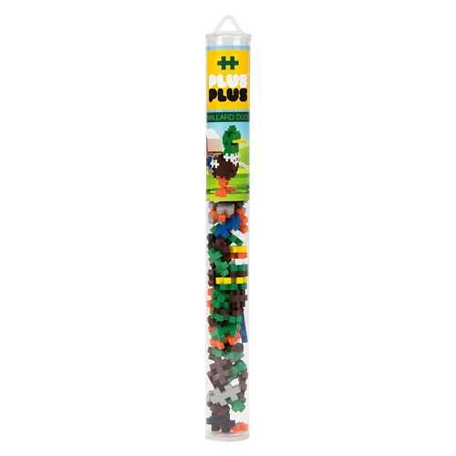 Plus Plus Mini Maker Tube - Mallard Duck Building Kit
