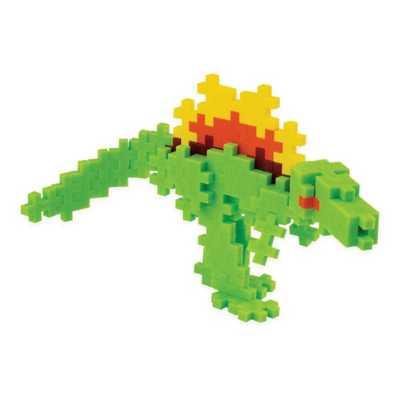 Plus Plus Mini Maker Tube - Spinosaurus