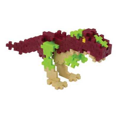 Plus Plus Mini Maker Tube - Tyrannosaurus Rex