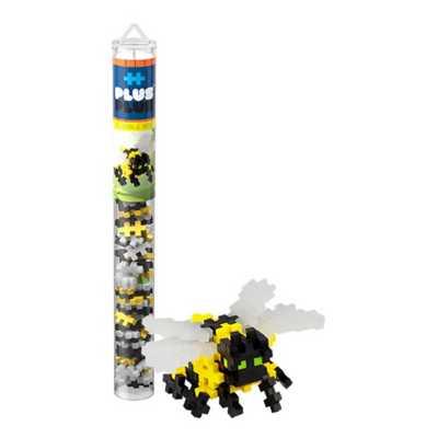Plus Plus Mini Maker Tube - Bumble Bee