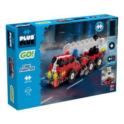Plus Plus GO! Fire Fighter