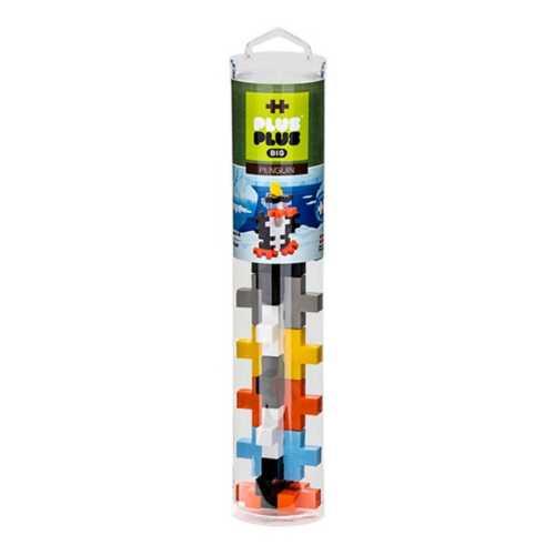 Plus Plus BIG 15 pc Tube - Penguin