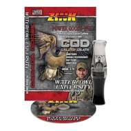 Zink Calls Call of Death COD Power Pak DVD and Goose Call