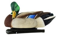 Avian-X Topflight Preener/Sleeper Mallard Duck Decoys 6-Pack