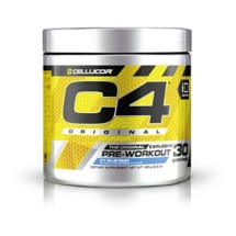 Cellucor C4 The Original Explosive Pre-Workout Supplement