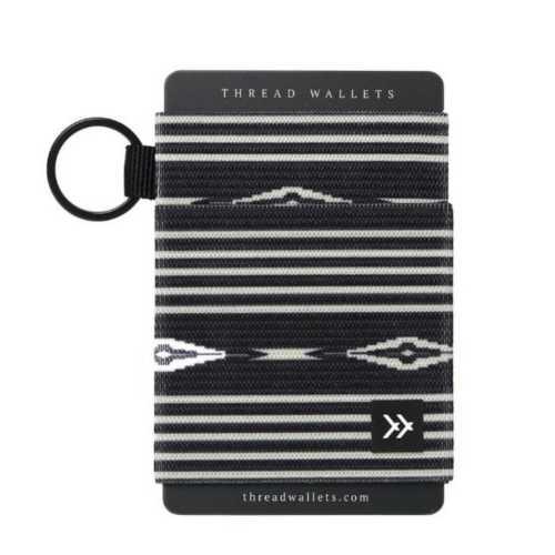 Thread Wallets Elastic Timber Wallet