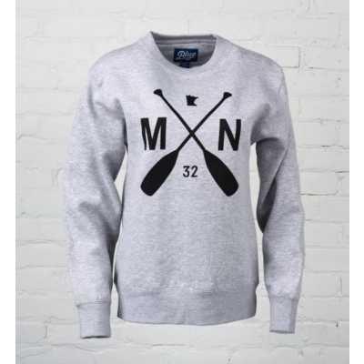 Men's Sota Clothing Granite Crewneck Sweatshirt