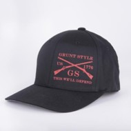 Men's Grunt Style Outdoors Flexfit Hat