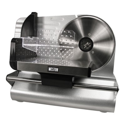 "Weston Electric Meat Slicer 7.5"" Blade"