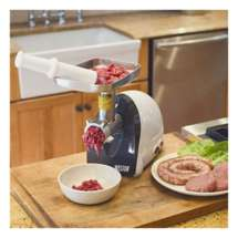 Weston #5 Electric Meat Grinder and Sausage Stuffer