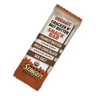 Honey Stinger Cracker N' Nut Butter Snack Bar Peanut Butter & Milk Chocolate