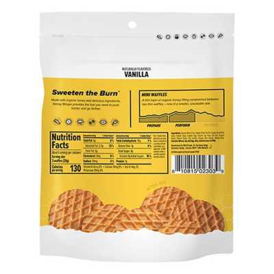 Honey Stinger Vanilla Mini Waffles