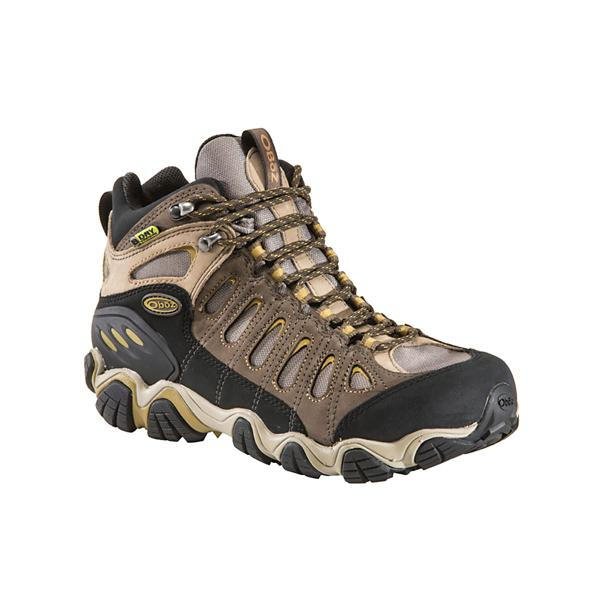 3af5bb83072 Men's Oboz Sawtooth Mid B Dry Hiking Shoes