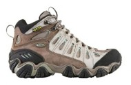 Women's Oboz Sawtooth Mid Waterproof Hiking Shoes
