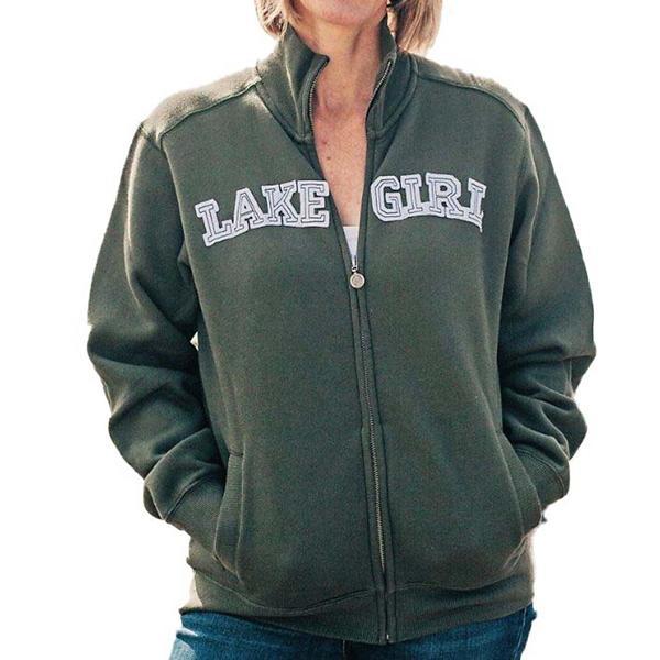 e9c1a18ae835 Women s Lakegirl Classic Full Zip Track Jacket